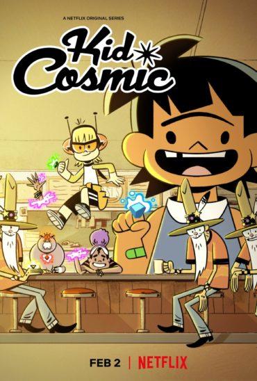 Kid Cosmic Font