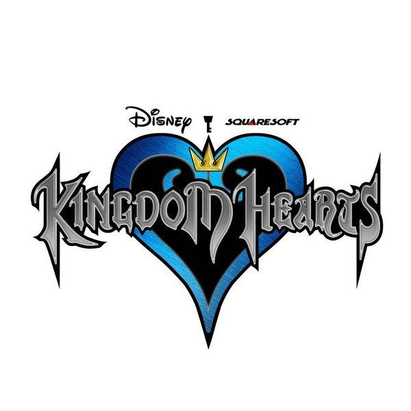 Kingdom Hearts Font And Logo