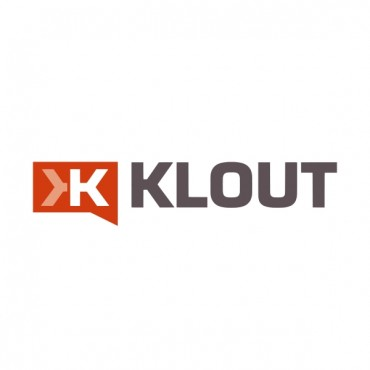 Klout Font