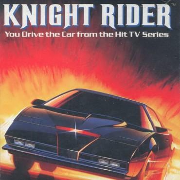 Knight Rider Font