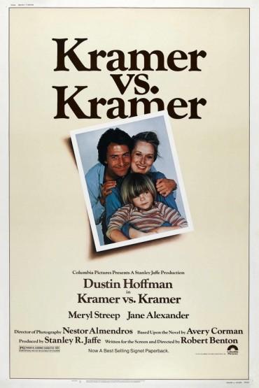 Kramer vs. Kramer Font