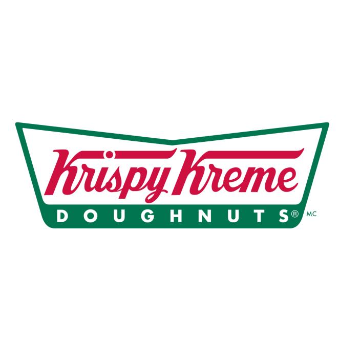 Krispy Kreme font
