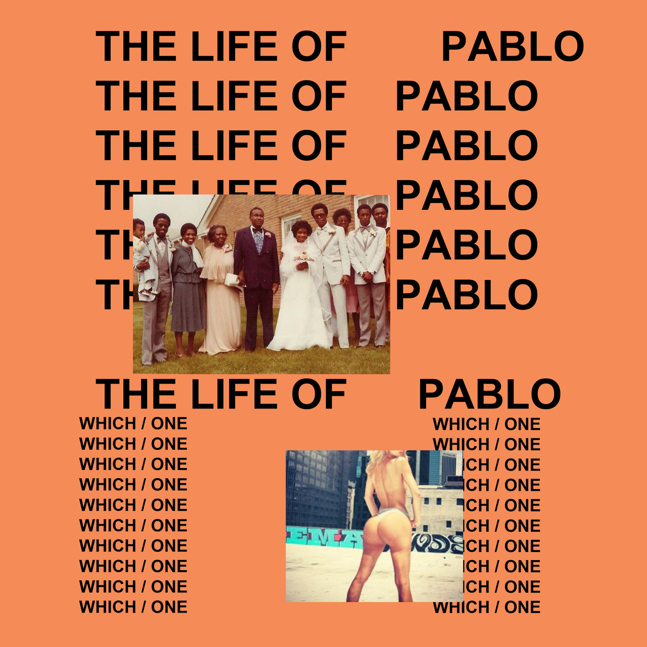 LIFE OF PABLO FONT