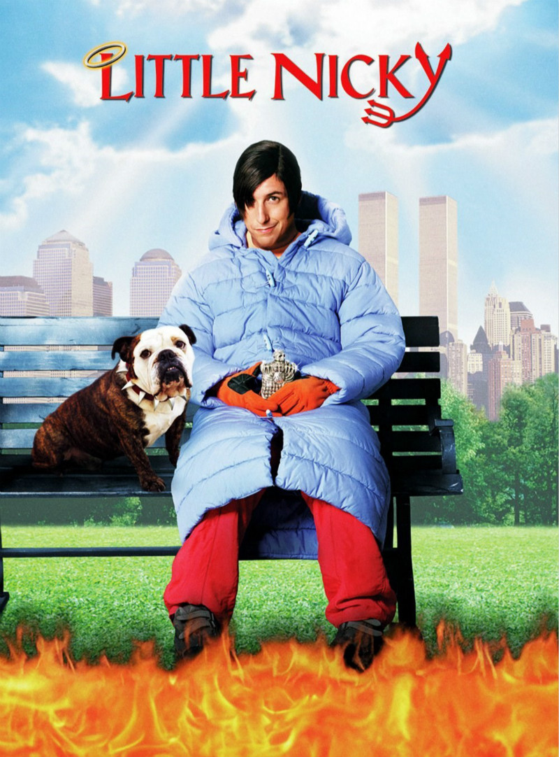 LITTLE NICKY FONT_m