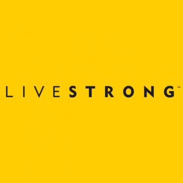 Livestrong Logo Font