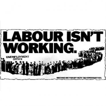Labour Isn't Working Font