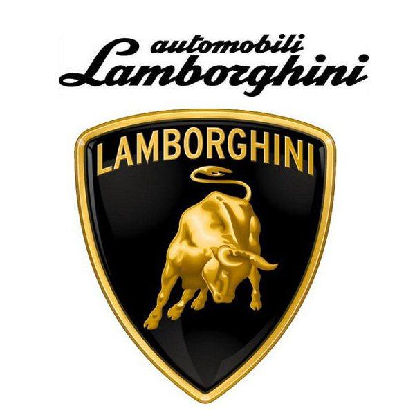 Lamborghini Font And Lamborghini Logo