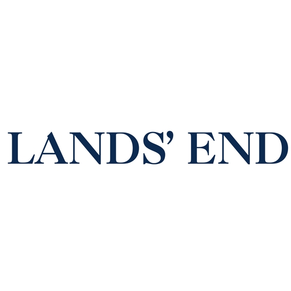 lands end font