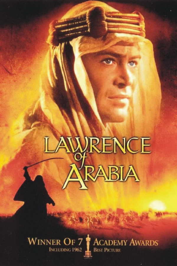 Lawrence of Arabia Font