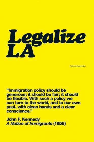 Legalize LA Font