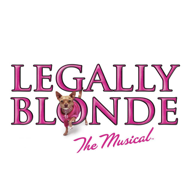 Legally Blonde (musical) font