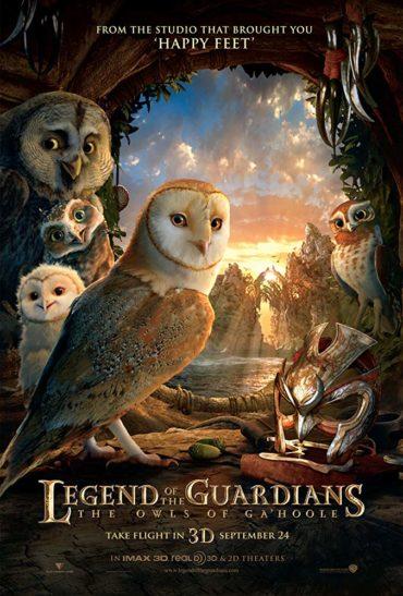 Legend of the Guardians Font