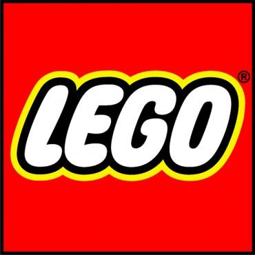 Lego-Schriftart