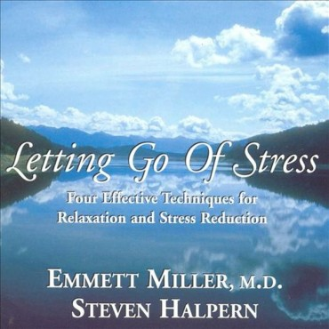 Letting Go of Stress Font