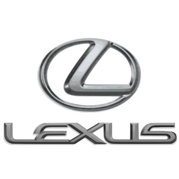 Lexus Font And Lexus Logo
