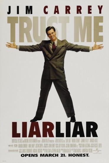 Liar Liar Font
