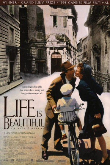 Life Is Beautiful Font