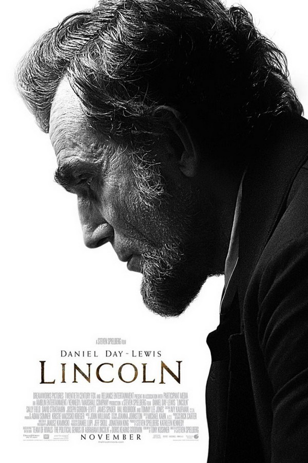 Lincoln Font and Lincoln Poster