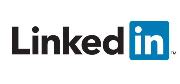 linkedin font and linkedin logo