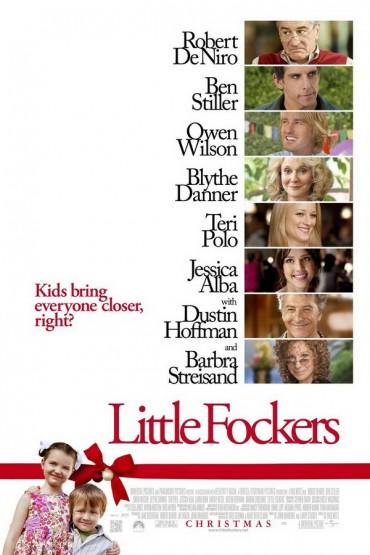 Little Fockers Font