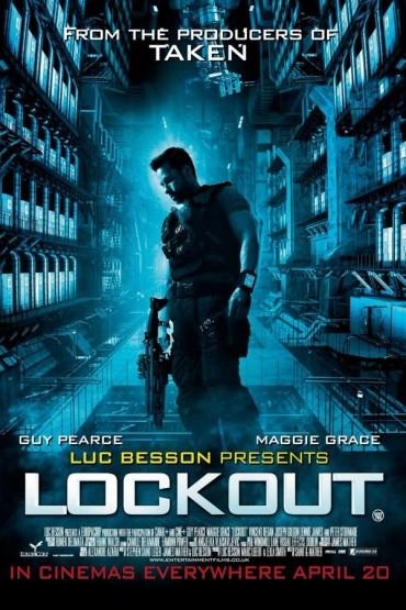 Lockout Font