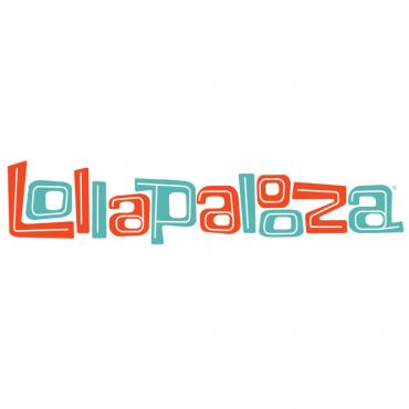 Lollapalooza Logo Font