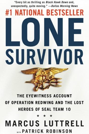 Lone Survivor Font