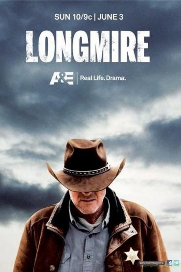 Longmire Font