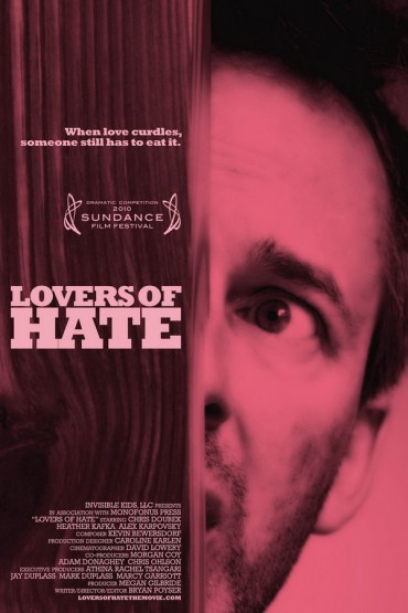 Lovers of Hate Font