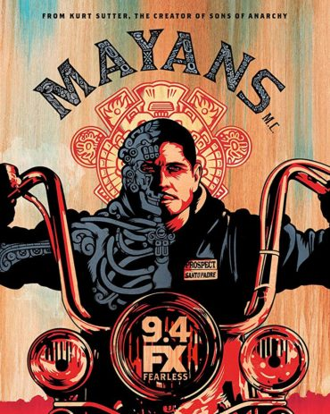 Mayans M.C. Font