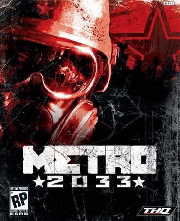 Metro 2033 Font