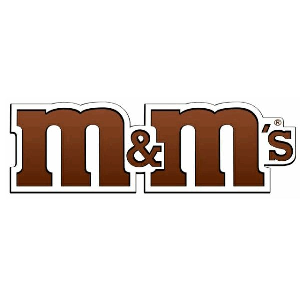 M&M's Font and M&M's Logo