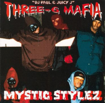Mystic Stylez (Three 6 Mafia) Font