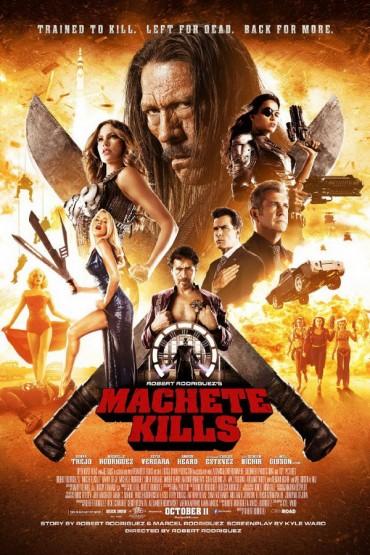 Machete Kills Font