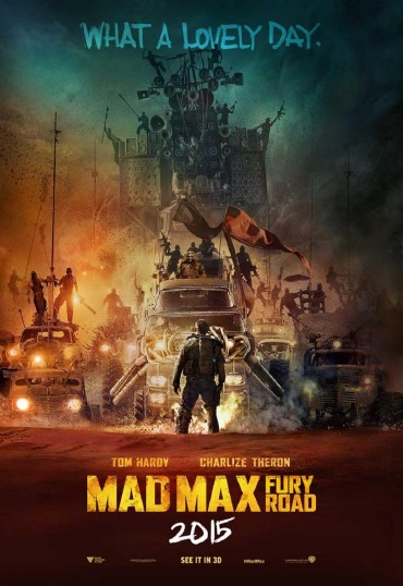 Police Mad Max: Fury Road