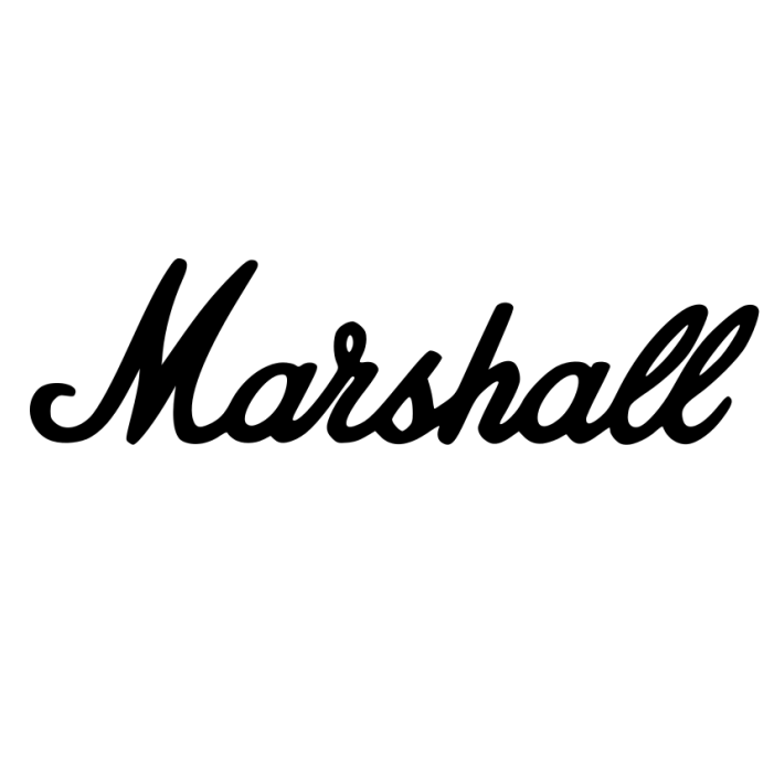 marshall amplification font