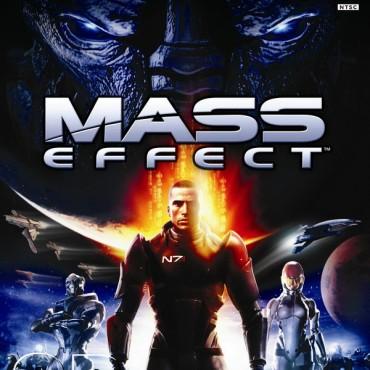 Mass Effect Font