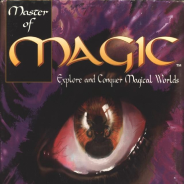 Master of Magic Font