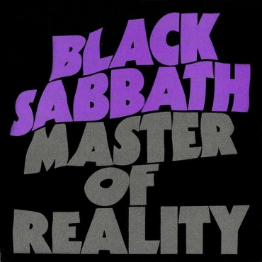 Master of Reality Font