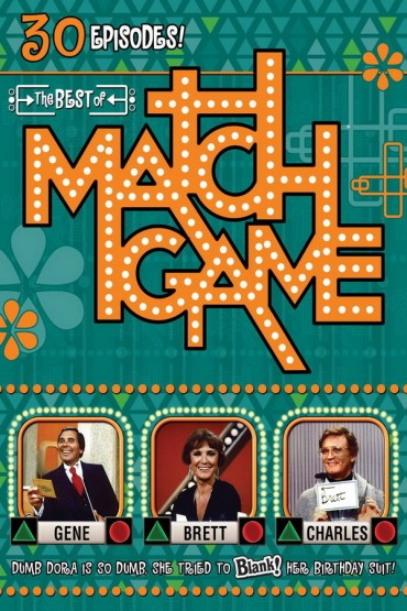 Match Game Font