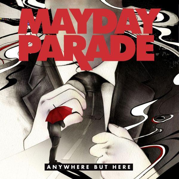 Mayday Parade Logo Font