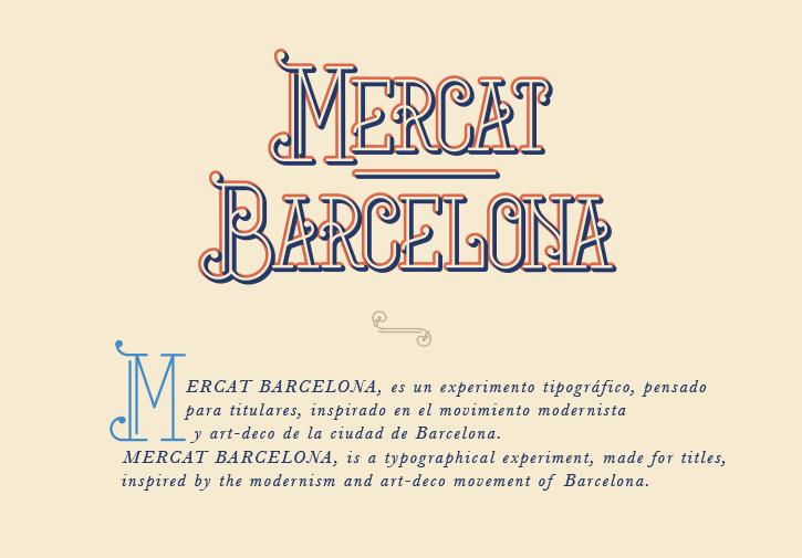 Mercat Barcelona s1