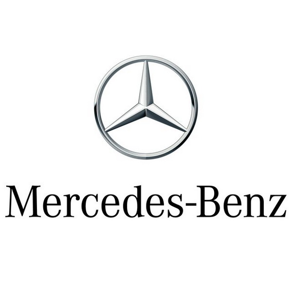 mercedes benz font and mercedes benz logo
