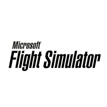 Microsoft Flight Simulator Font