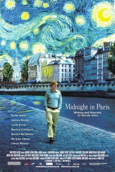 Midnight in Paris Font