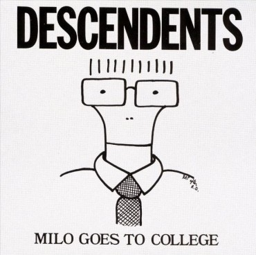 Milo Goes to College (Descendents) Font