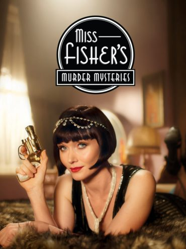 Miss Fisher's Murder Mysteries Font