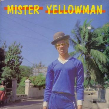 Mister Yellowman Font