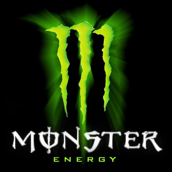 Monster Energy font here refers to the font used in the logo of ...