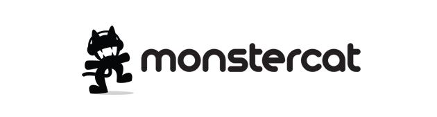 monstercat logo font